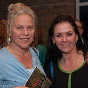 Rita Spijker en Karin. Uitreiking