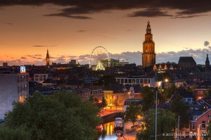 Foto van Groningen: Siebrand H. Wiegman (C)
